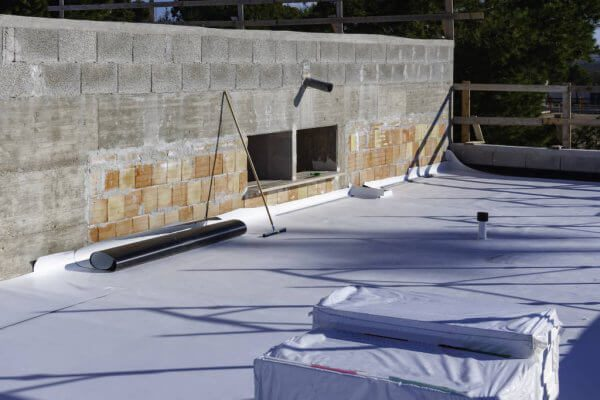 Commercial Thermoplastic PVC & TPO Roof Membrane - Preview
