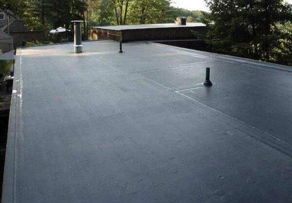 Commercial Thermoset EPDM Roofing Membrane - Previe